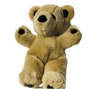 VINTAGE GUND - STITCH TEDDY BEAR 1979